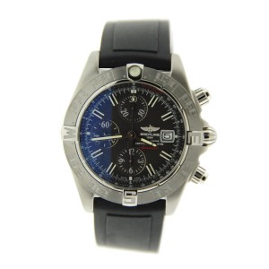 Breitling A1336410 Galactic Chronograph II Stainless Steel Mens Watch