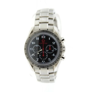 Omega Speedmaster 3556.50 Broad Arrow Olympic Stainless Steel 42mm Mens Watch