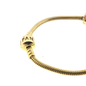 Pandora 14k Yellow Gold Bracelet