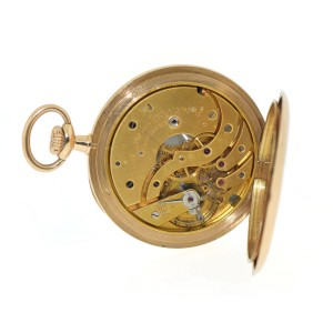 Patek Philippe 14K Yellow Gold 50mm Pocket Watch
