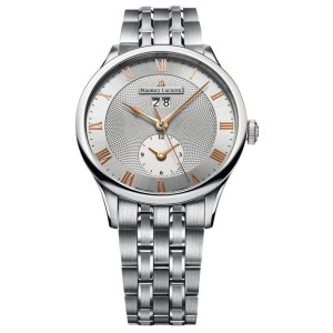 Maurice Lacroix MP6707-SS002-111 Stainless Steel 40mm Mens Watch