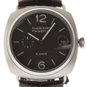 Panerai Radiomir PAM00346 Titanium / Leather 45mm Mens Watch