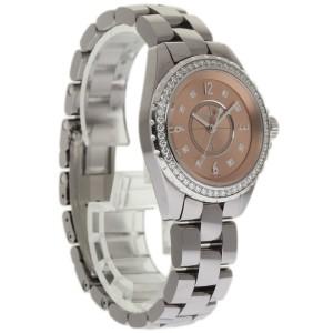 Chanel J12 H2563 Titanium & Ceramic Quartz 33mm Womens Watch
