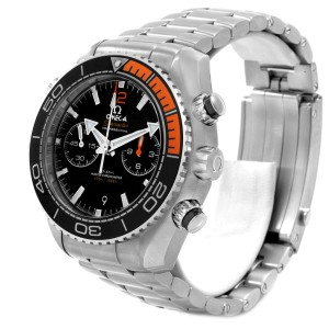 Omega Automatic 45.5mm Mens Watch