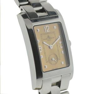 Baume & Mercier Hampton Stainless Steel Quartz 26mm Womens Watch