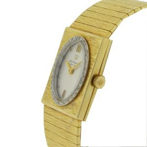 Vintage Jules Jurgensen 14k Yellow Gold Watch