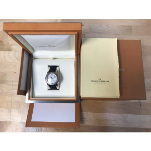 Girard Perregaux Sea Hawk II 4990 Stainless Steel & Rubber Automatic 45mm Mens Watch