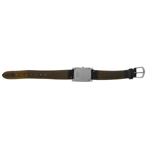 Tourneau 1064 Stainless Steel with Diamond Quartz 20mm Womens Watch