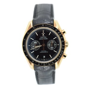 Omega Speedmaster Moonwatch 311.63.44.51.01.001 Chronograph 18K Rose Gold 44.25mm Mens Watch