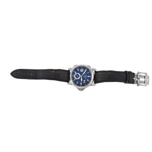 Ulysse Nardin Dual Time Big Date 243-55 42mm Mens Watch