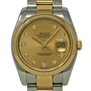 Rolex Datejust 116203 36mm Unisex Watch