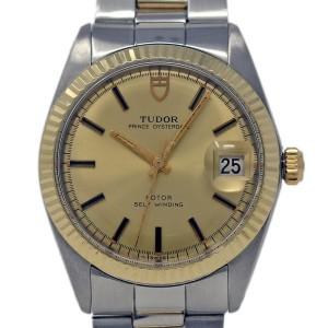 Tudor Oysterdate 9071/3 34mm Mens Watch