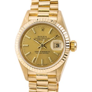 Rolex Datejust 69178 26mm Womens Watch