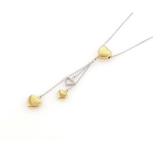 Tiffany & Co. Hearts Pendant