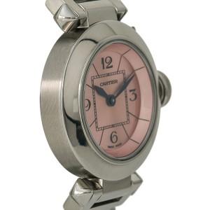 Cartier Pasha W3140008 27mm Womens Watch
