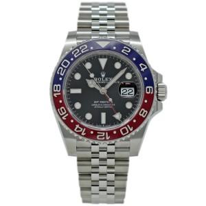 Rolex GMT-Master II 126710BLRO 40mm Mens Watch
