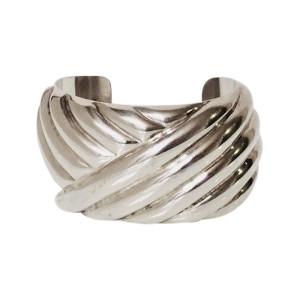 Gucci Sterling Silver Vintage Bracelet