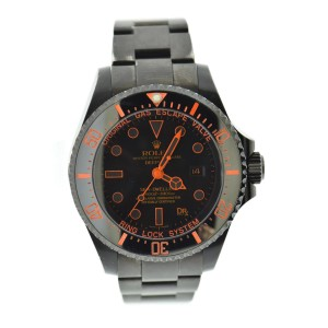 Rolex Sea-Dweller Deepsea 116660 44mm Mens Watch