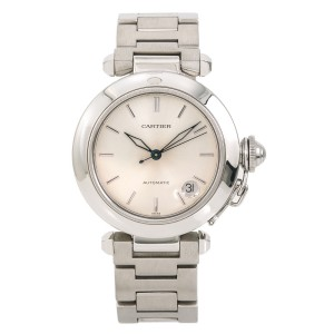 Cartier Pasha 1031 35mm Womens Watch