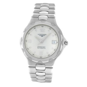 Longines Conquest 37mm Mens Watch