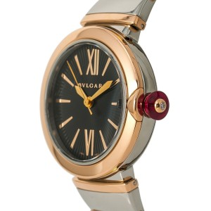 Bulgari Lvcea LUP33SG 33mm Womens Watch