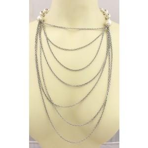 Gurhan Sterling Silver Necklace