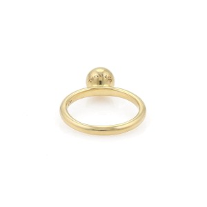Tiffany & Co. 18K Yellow Gold Ring Size 8