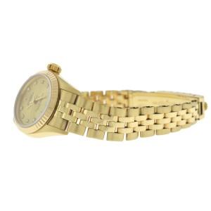 Rolex Oyster 25mm Womens Watch