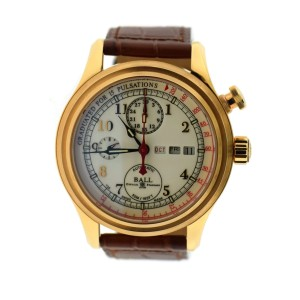 Ball Trainmaster CM1032D 43mm Mens Watch
