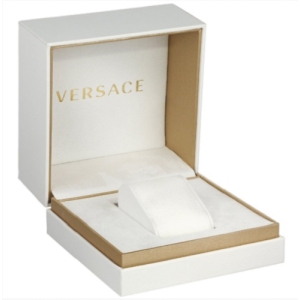 Versace THEA VA703 0013 Gold Tone MOP Quartz 39MM Watch