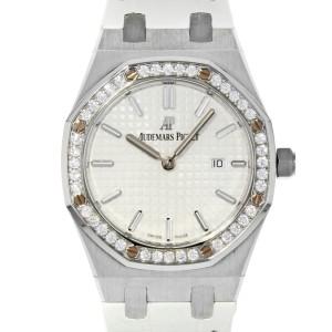 Audemars Piguet Royal Oak 67651ST.ZZ.D011CR.01 33mm Womens Watch