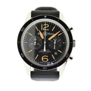 Bell & Ross Chronograph BR126 43mm Mens Watch