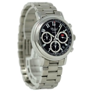 Chopard Mille Miglia Titanium 16/8331 39mm Black Rubber