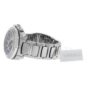 Versace DV One Skeleton VK801 0013 44mm Mens Watch