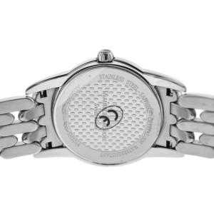 New Ladies Maurice Lacroix Sphere SH1014-SY023-720 Gold Steel $1200 Quartz Watch