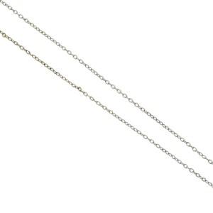 Kwiat 18k White Gold Diamond Pendant Necklace