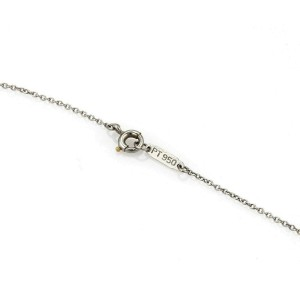 5bed3904a Diamond Platinum Flower Pendant & Chain Necklace | Tiffany & Co. | Buy at  TrueFacet