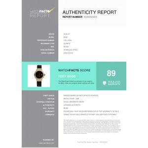 Hublot Classic MDM 1391.2 Womens Quartz Watch 18k Two Tone 28mm