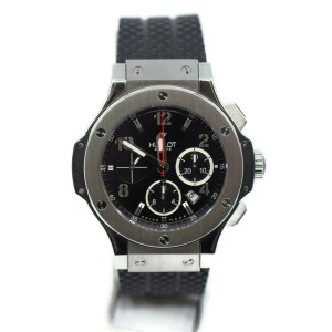 Hublot Big Bang Chronograph Stainless Steel Watch 301.SX.130.RX