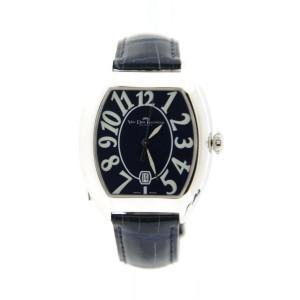 Van Der Bauwede Magnum Cal 75 Silver 800 Watch