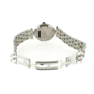 Cartier Vendome 18K White Gold Watch