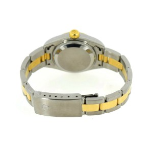 Rolex Datejust 18K/Stainless Steel Watch 79163