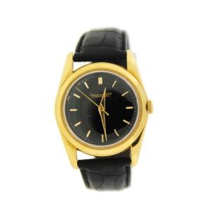 IWC Vintage Manual Wind 18K Yellow Gold Watch