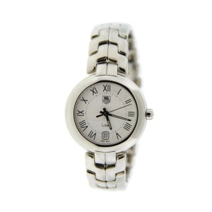 Tag Heuer Link Stainless Steel Watch WAT1314