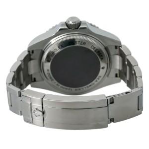 Rolex Sea Dweller Deepsea 116660 G Serial Men Automatic Black Dial Watch SS 44mm