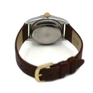 Rolex Oyster Perpetual Bubbleback 18K/Stainless Steel Watch 3372