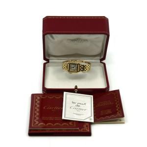 Cartier Panthere 18K Yellow Gold Watch W25022B9