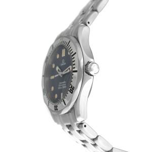 Men's Midsize 36MM Omega Seamaster 2562.80 James Bond Date 300M Quartz Watch