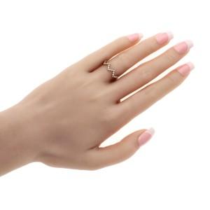 Fancy Zik Zak 14K Rose Gold 0.52 Ct Diamonds Wedding Band Ring Size 6-8