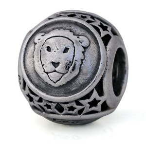 Pandora Leo Star Sign Horoscope Charm in Sterling Silver 791940